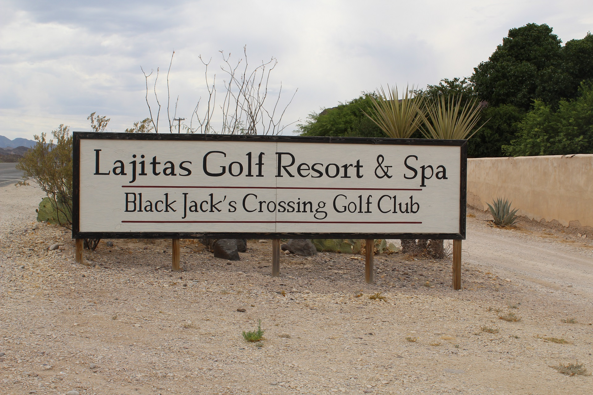 Lajita's Golf Course Resort and Club
