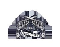 Ten Bits Ranch   Cowboy Inn Logo