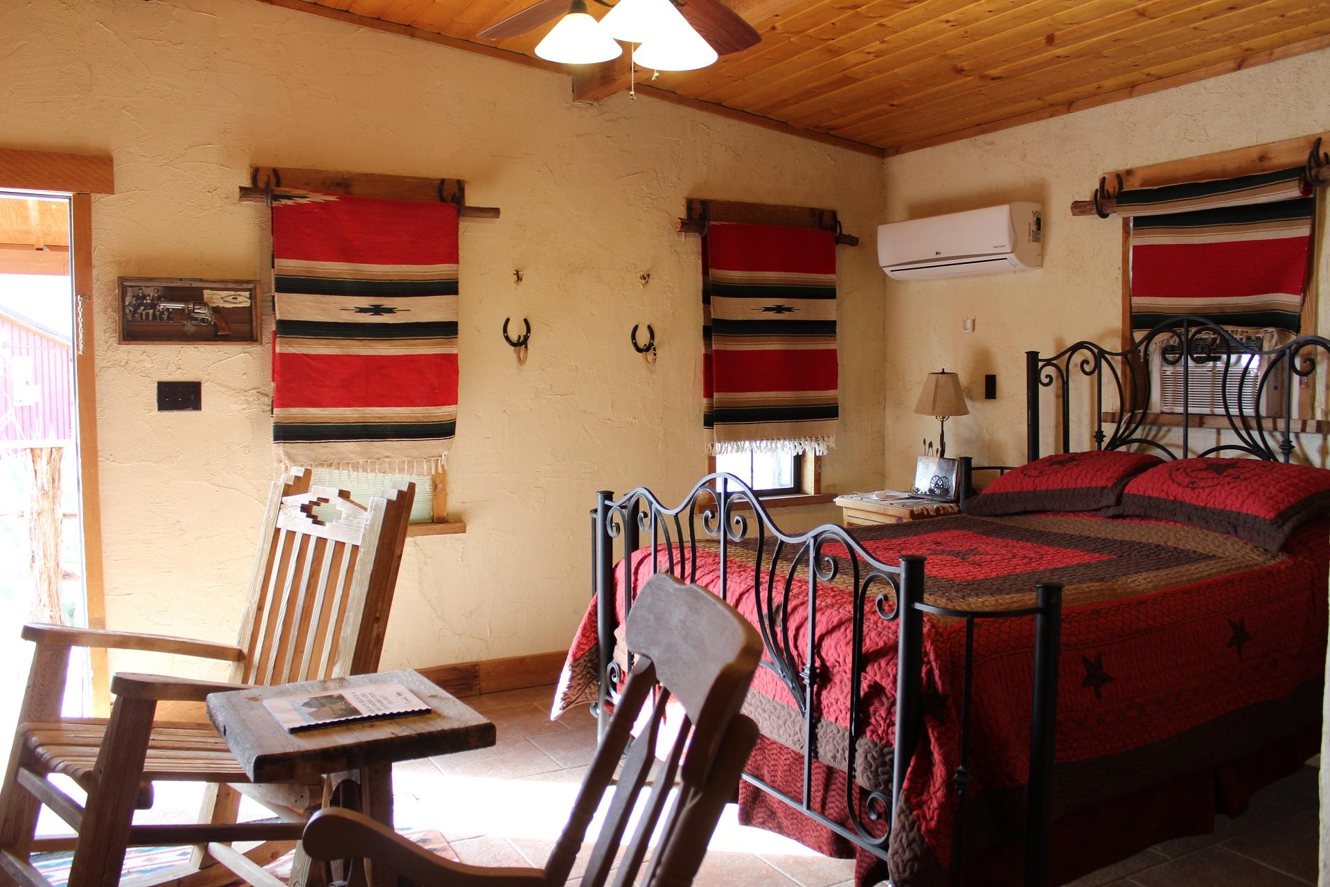 Big Bend National Park Lodging - Ten Bits Ranch | Cowboy Inn