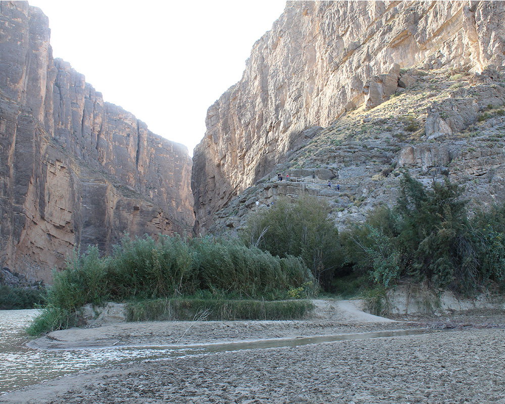 Santa Elena Canyon Ten Bits Ranch