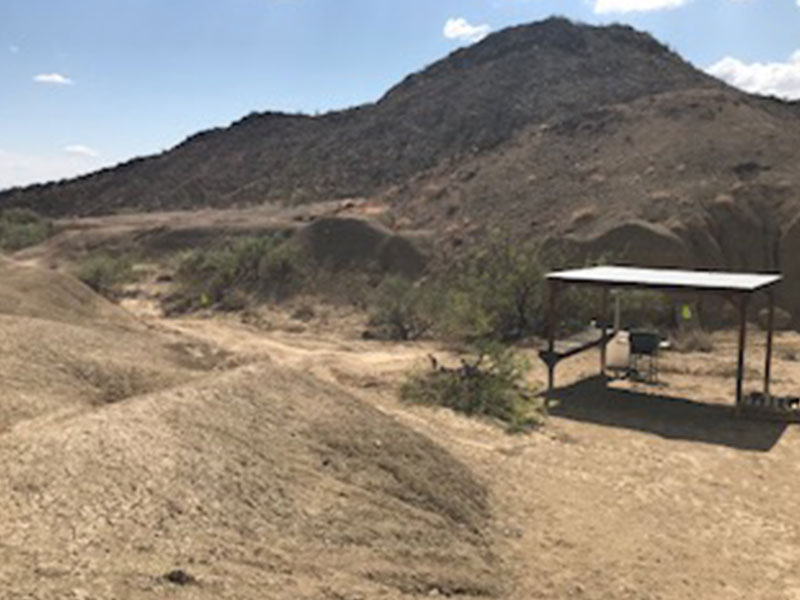 Ten Bits Ranch Shooting Range