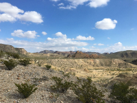 Ten Bits Ranch Terlingua Texas on Horseback