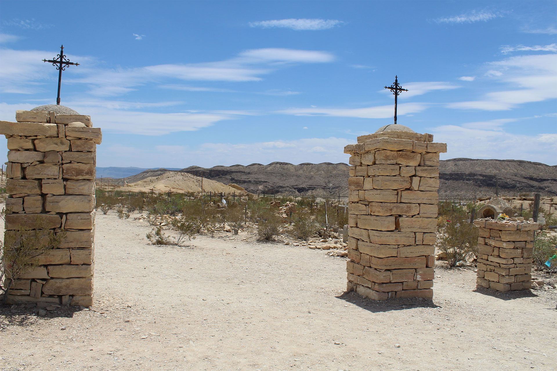 Terlingua Ghost Town Lodging Ten Bits Ranch